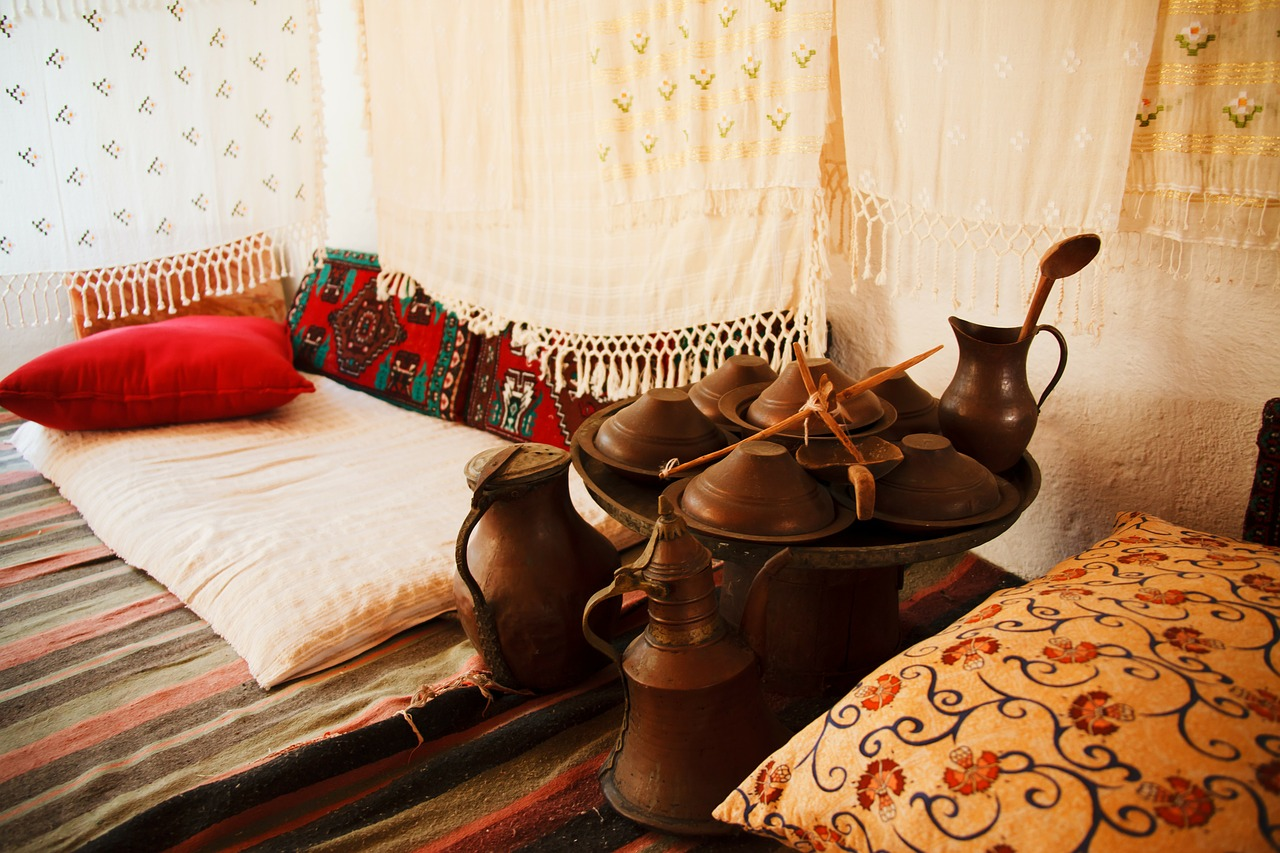 Indian Style Home Interior